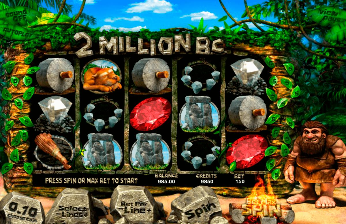 million bc betsoft gokkasten