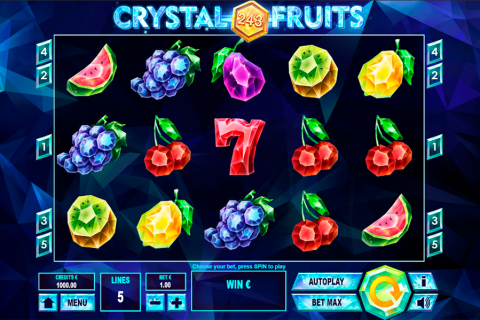 crystal fruits reversed tom horn