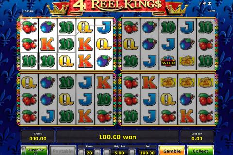 reel kings novomatic