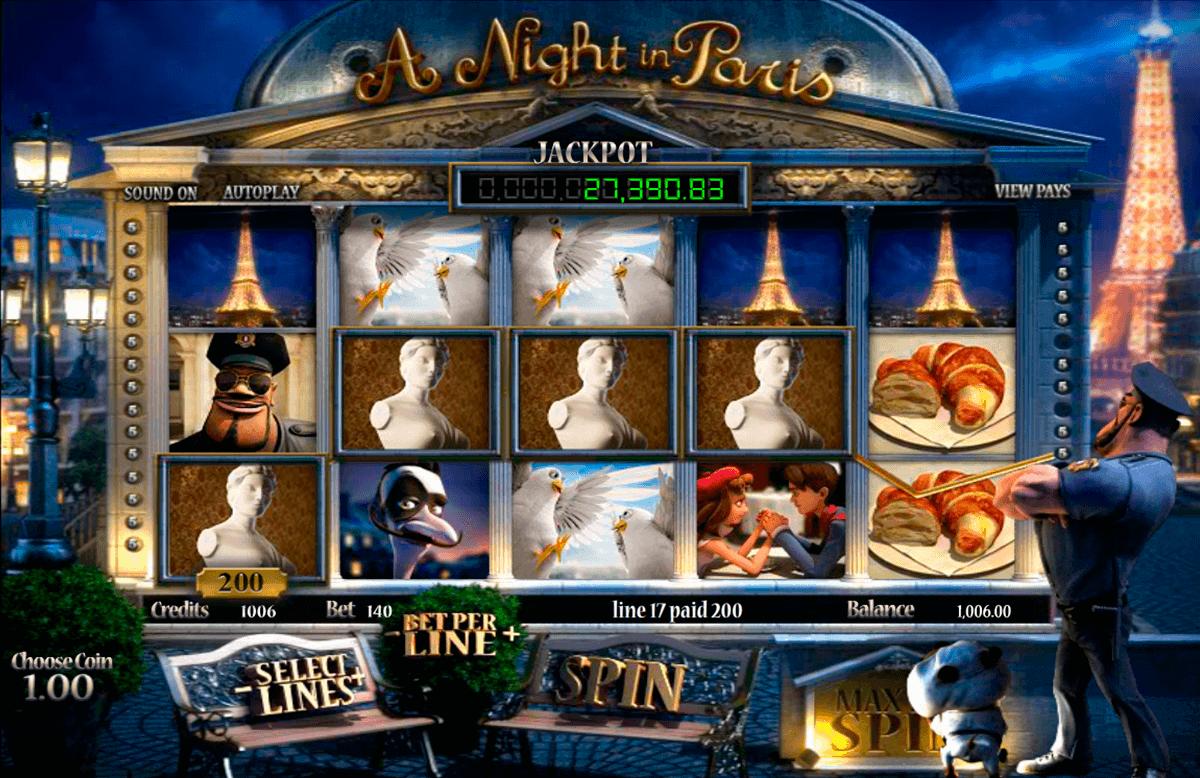 a night in paris betsoft gokkasten