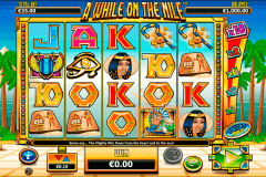 a while on the nile netgen gaming gokkast