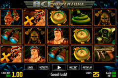 ace adventure hd world match gokkast