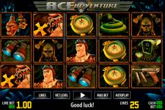 ace adventure hd world match gokkast