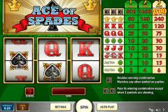 ace of spades playn go gokkast