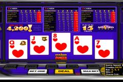 aces faces poker betsoft