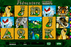 adventure palace microgaming gokkast