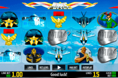 air force hd world match gokkast