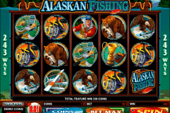 alaskan fishing microgaming gokkast