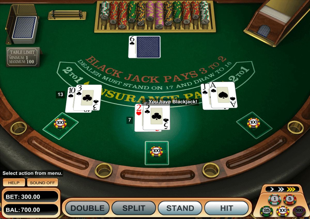 american blackjack betsoft blackjack