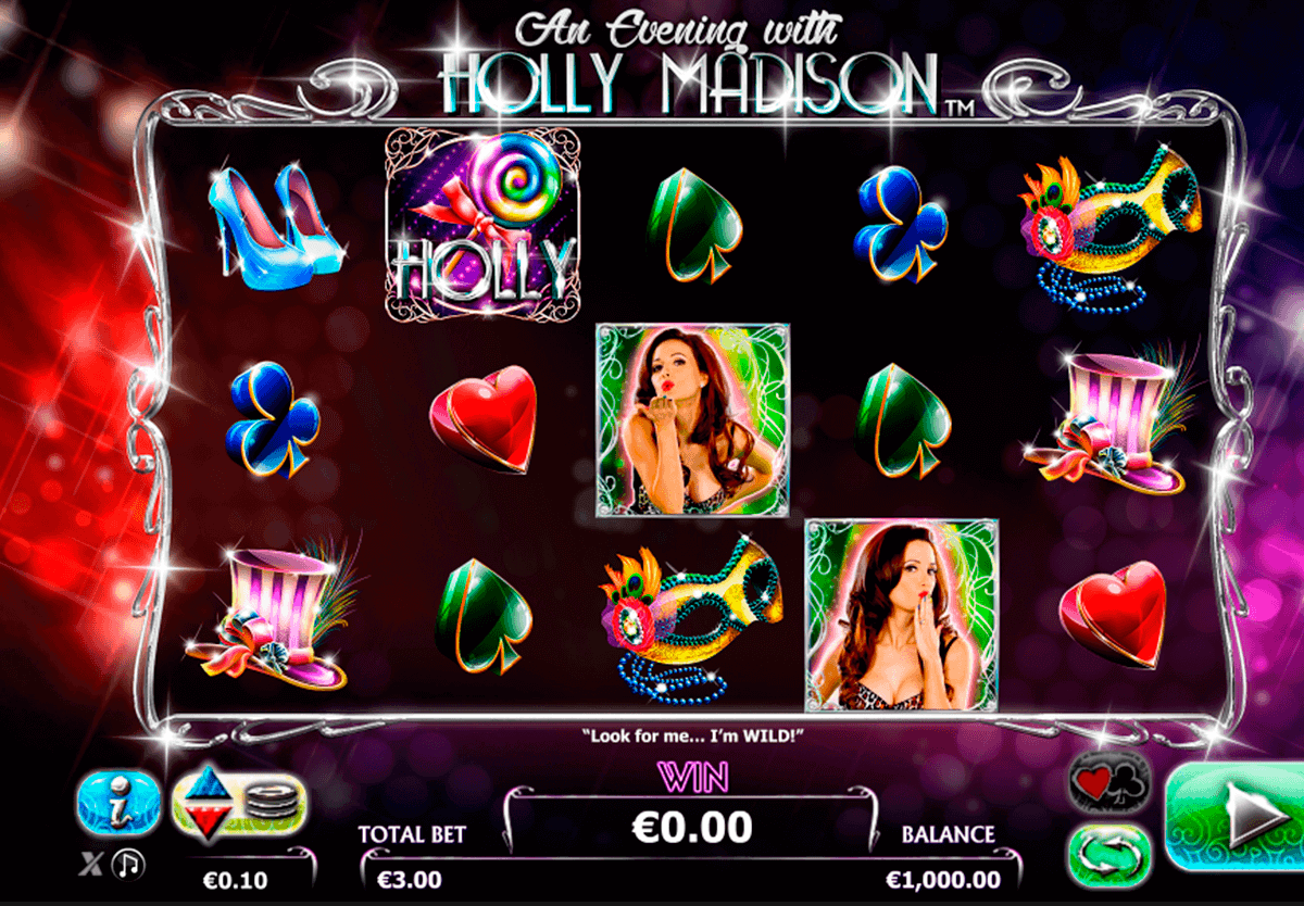 an evening with holly madison netgen gaming gokkast