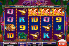 arabian rose microgaming gokkast