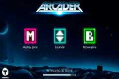 arcader thunderkick gokkast