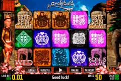 Slot machine stand