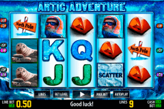 artic adventure hd world match gokkast