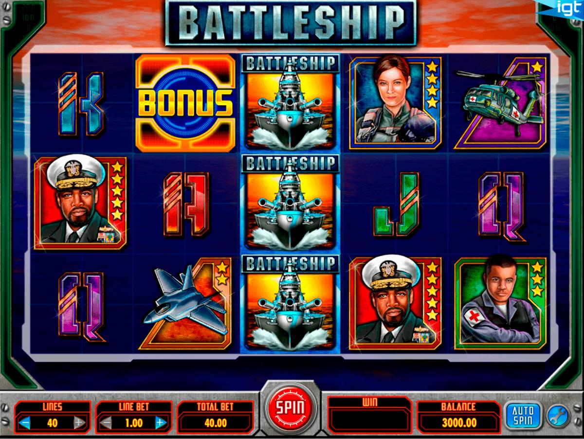 battleship igt gokkast
