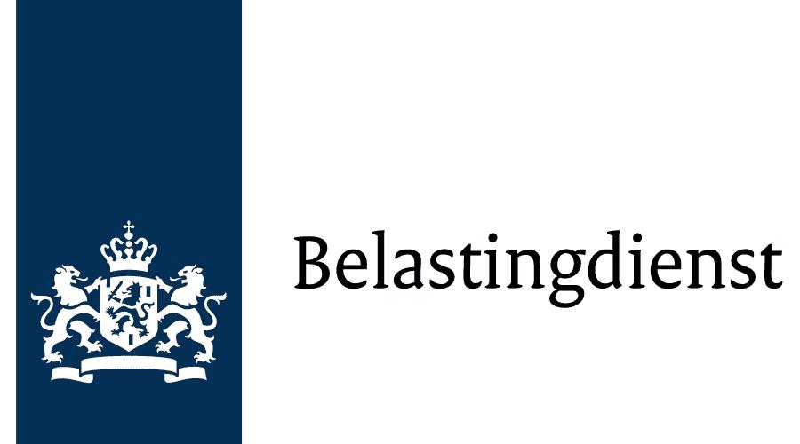 Logo van Belastingdienst van Nederland