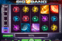 big bang netent gokkast