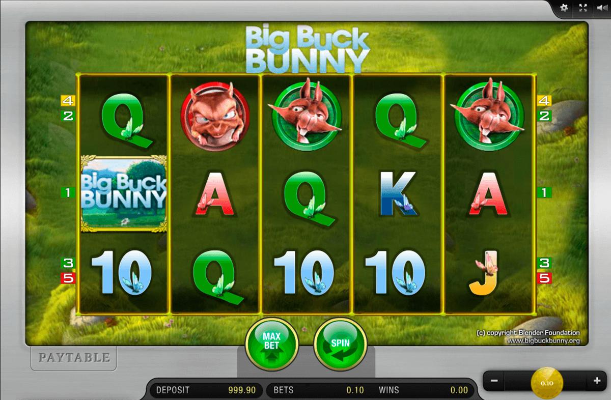 Spiele Big Buck Bunny - Video Slots Online