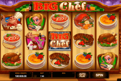 big chef microgaming gokkast