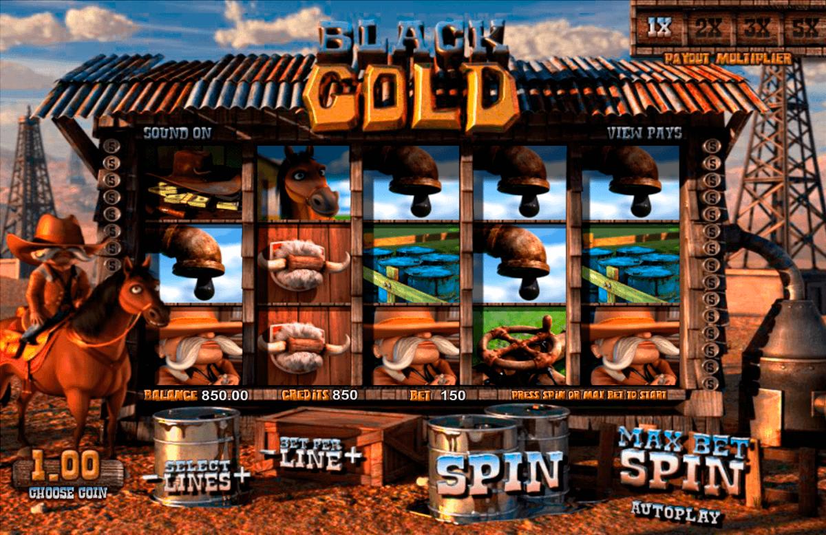 black gold betsoft gokkasten