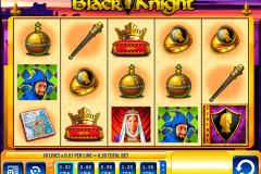 black knight wms gokkast