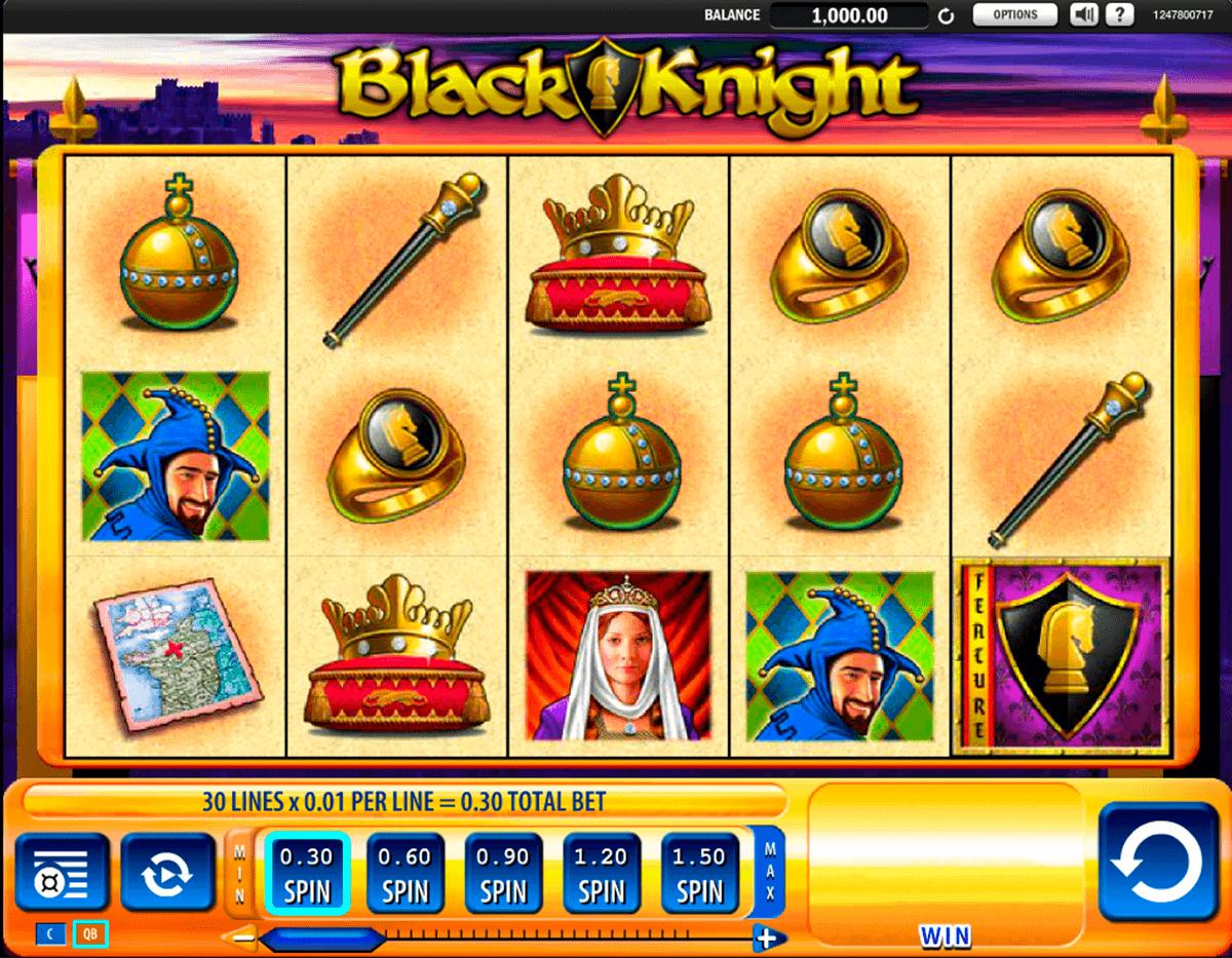 black knight wms gokkast