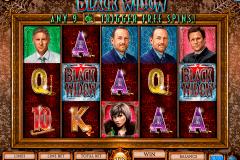 black widow igt gokkast
