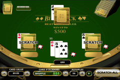 blackjack scratch playtech krasloten