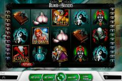 blood suckers netent gokkasten