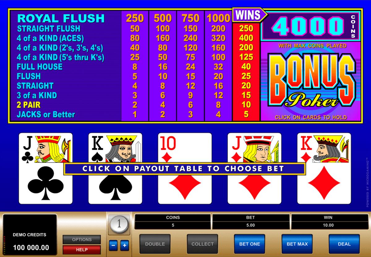Poker casino gratis