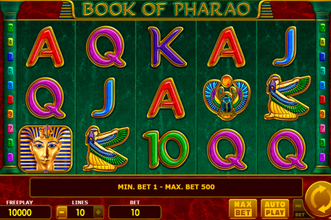book of pharao amatic