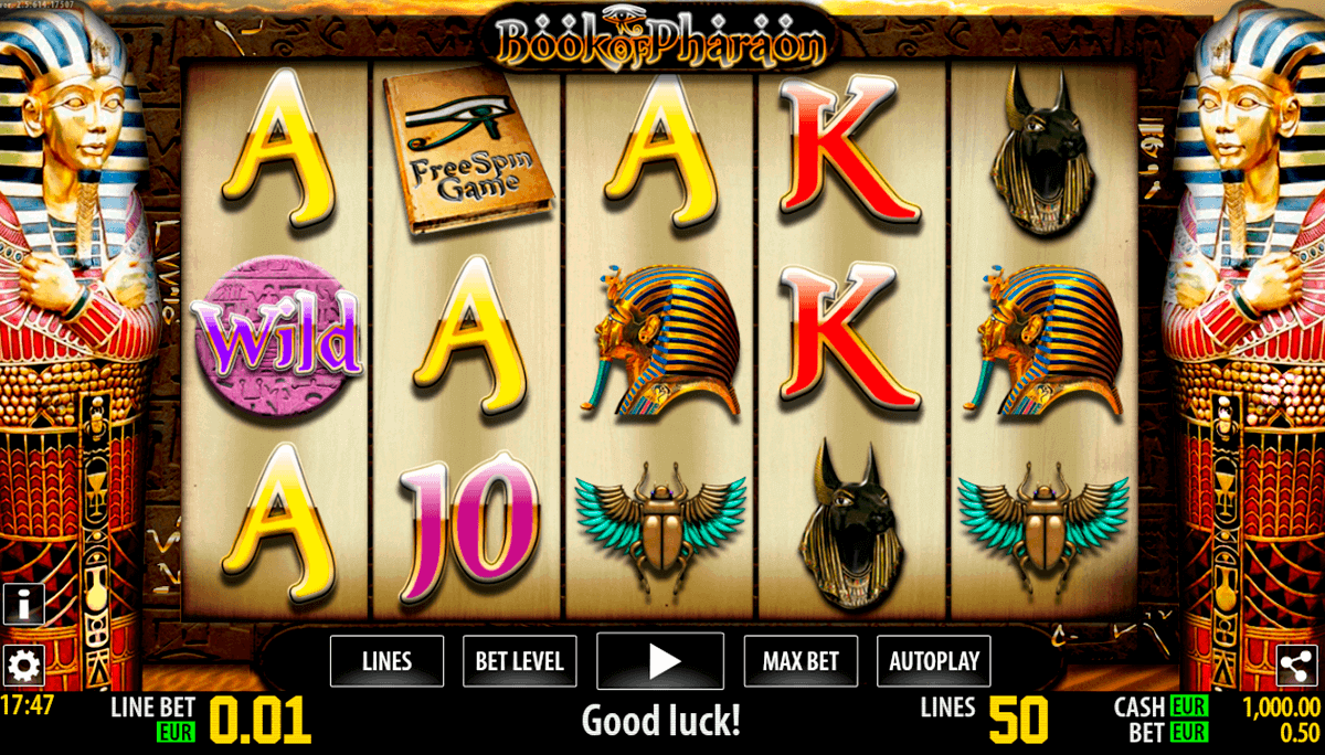 book of pharaon hd world match gokkast