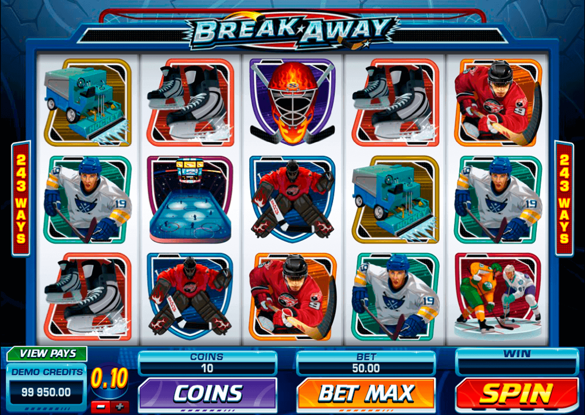 break away microgaming gokkast
