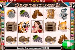 call of the colosseum netgen gaming gokkast