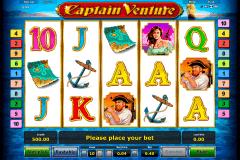 captain venture novomatic gokkast