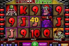 cartoon capers gaming gokkast