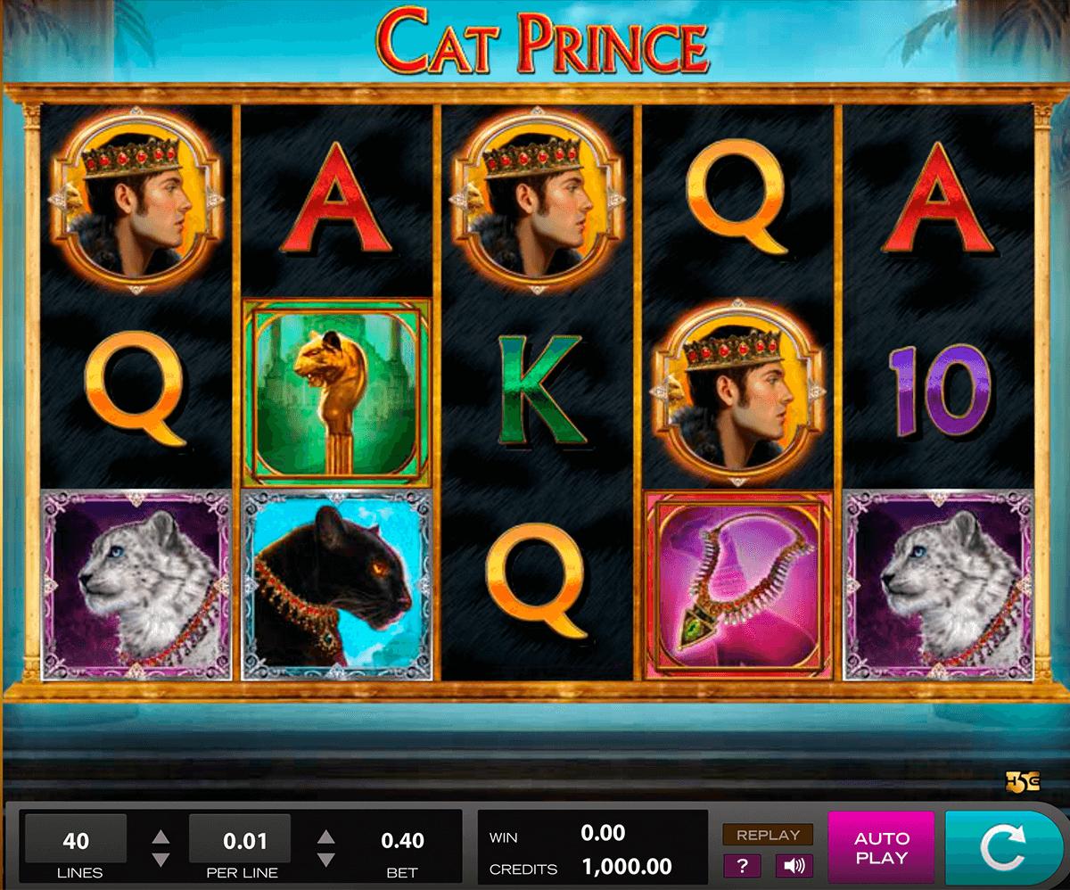 cat prince high5