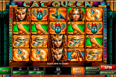 cat queen playtech gokkast