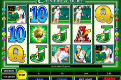centre court microgaming gokkast