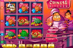 chinese kitchen playtech gokkast
