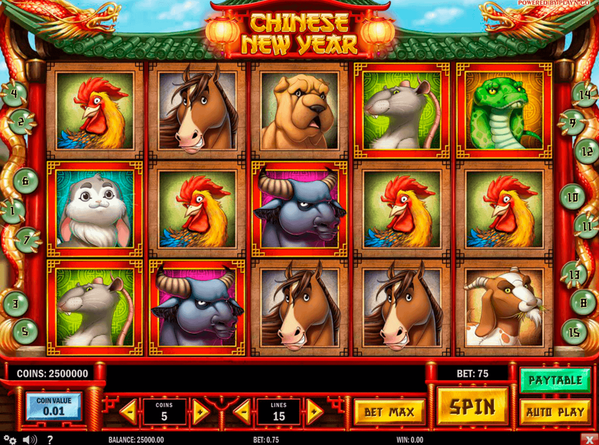 chinese new year playn go gokkast