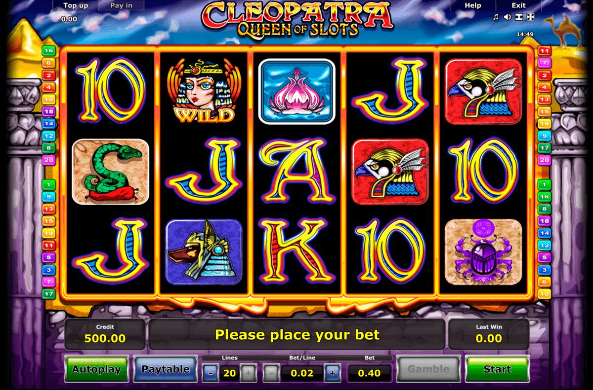 casino online cleopatra