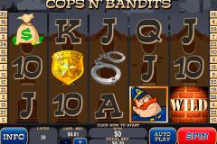 cops n bandits playtech gokkast