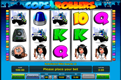 online slots de cops and robbers slots