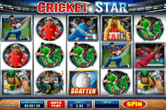 cricket star microgaming gokkast