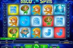 disco spins netent gokkasten
