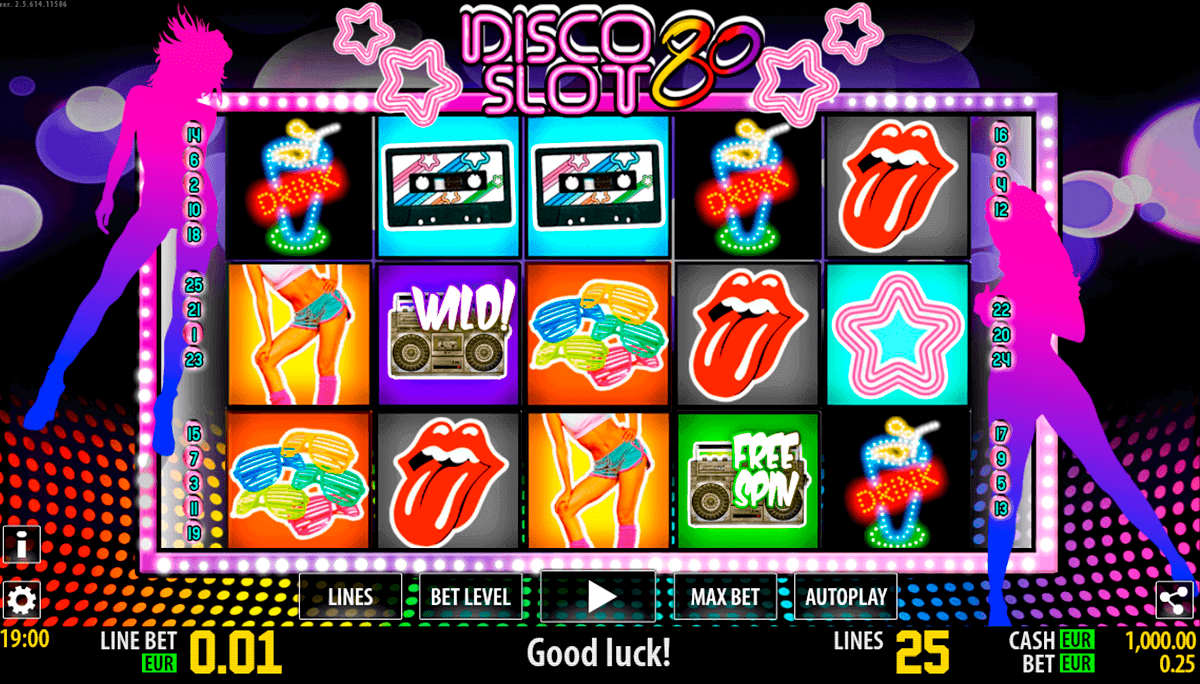 disco hd world match gokkast
