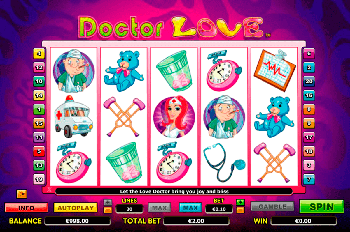 doctor love netgen gaming gokkast