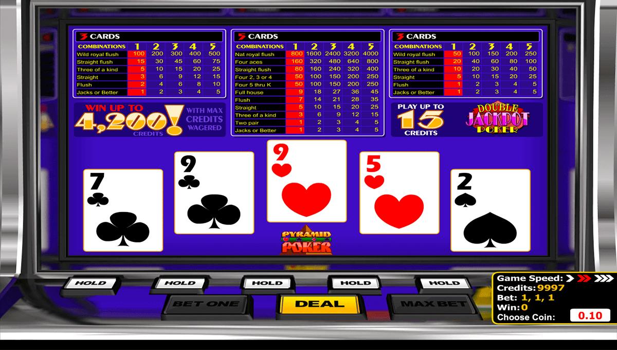 Spiele Jacks Or Better Saloon - Video Slots Online