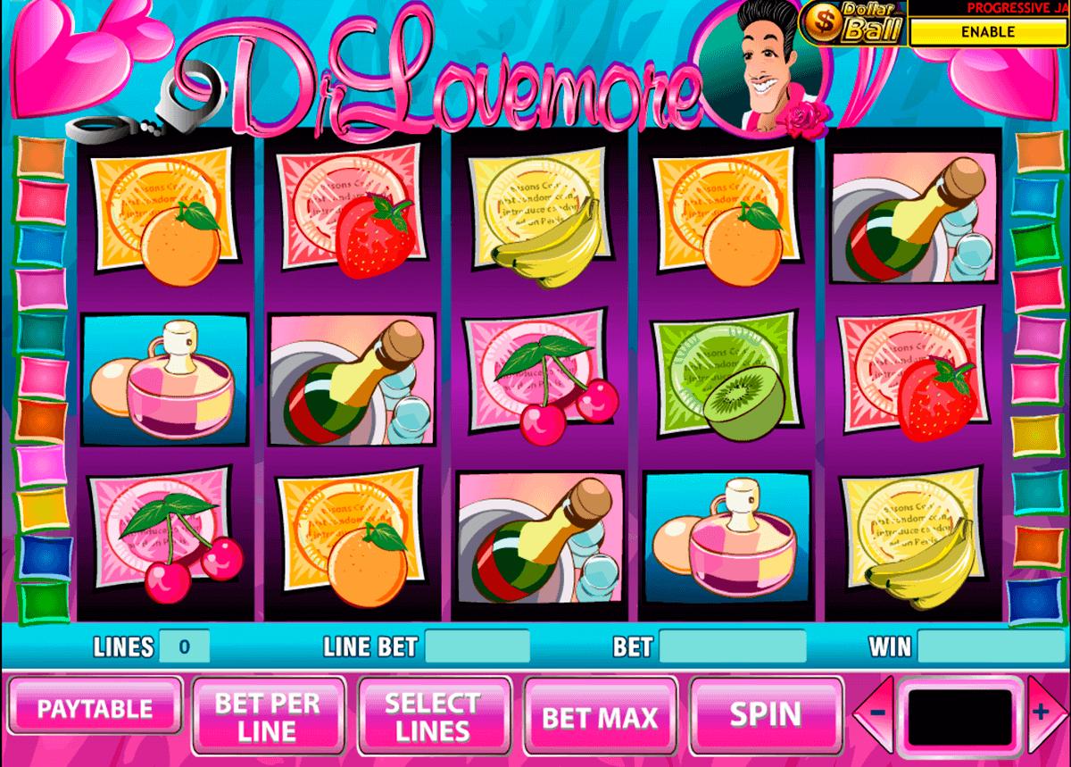 dr lovemore playtech gokkast